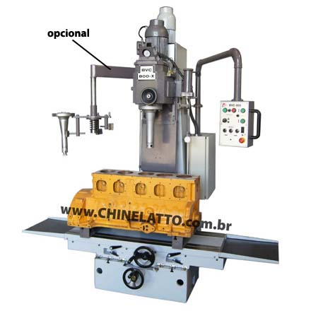 VERTICAL BORING CYLINDER MACHINE