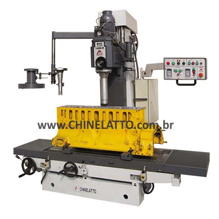 Vertical Cylinder Boring and Surface Milling Machine