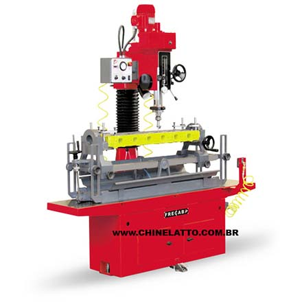 CYLINDER HEAD VALVE SEAT BORING MACHINE