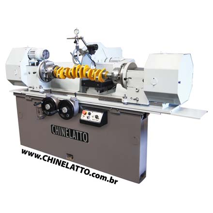 CRANKSHAFT GRINDER MACHINE - CAP 1000 MM