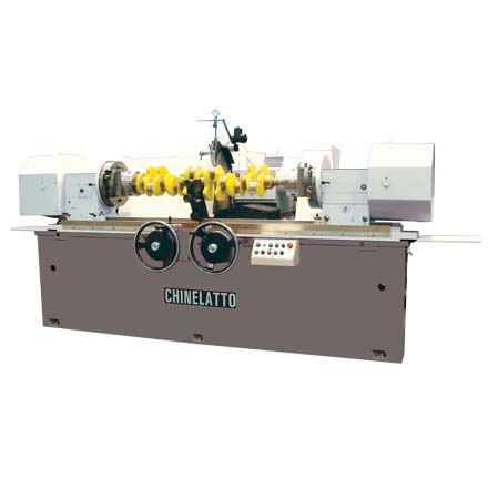 HYDRAULIC CRANKSHAFT GRINDER MACHINE - CAP 1500 MM
